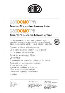 PANDOMO PB/PW