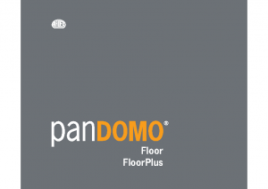Kolory PANDOMO Floor FloorPlus