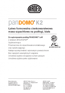 PANDOMO_K2