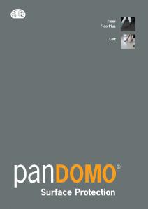 PANDOMO Floor Loft Czyszczenie